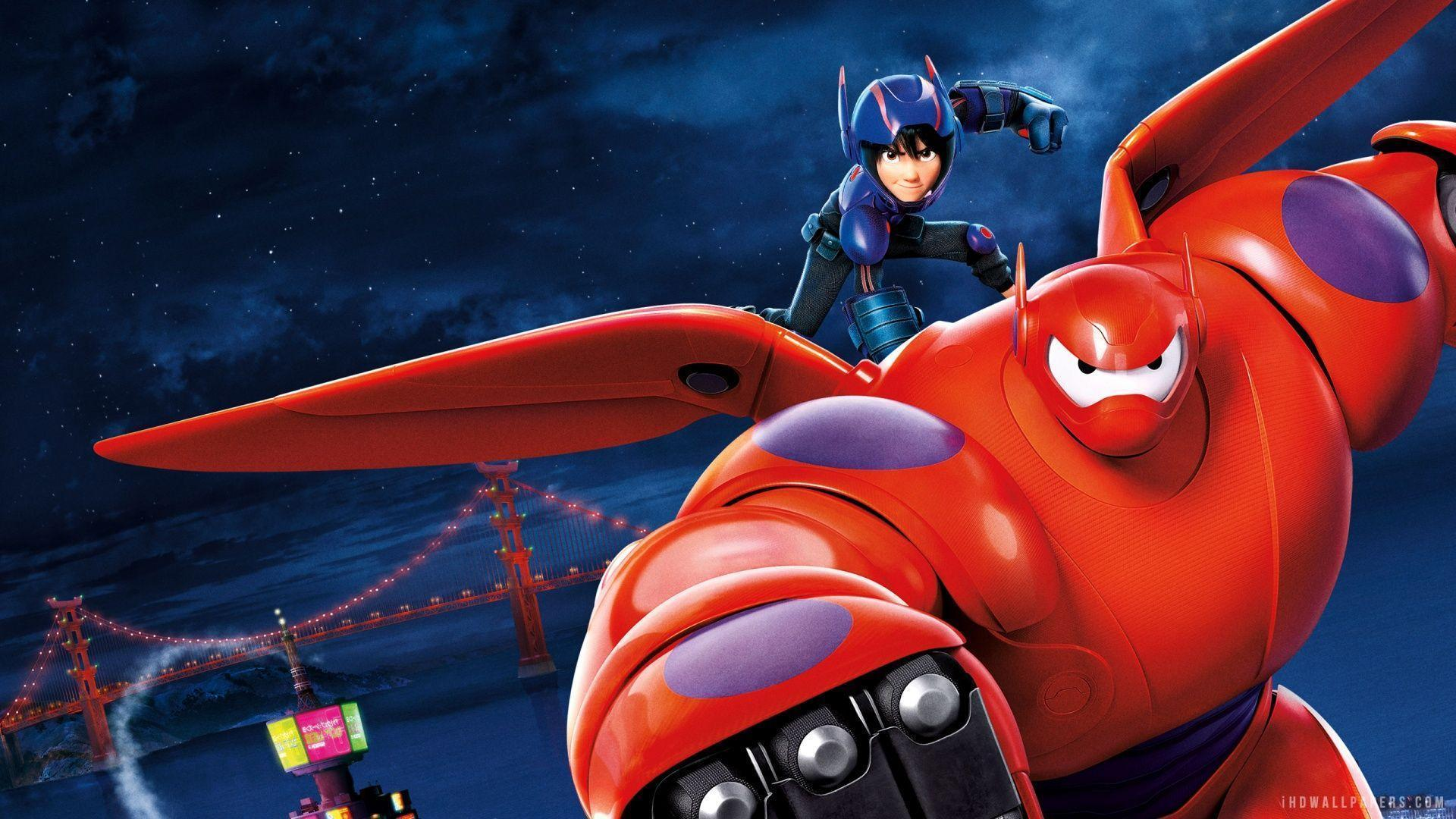 Big hero 6 wallpapers download