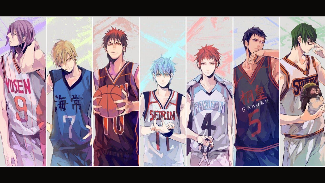 Kuroko no basuke wallpapers wallpaper cave kuroko no basket wallpaper hd tag download hd wallpaper page voltagebd Gallery