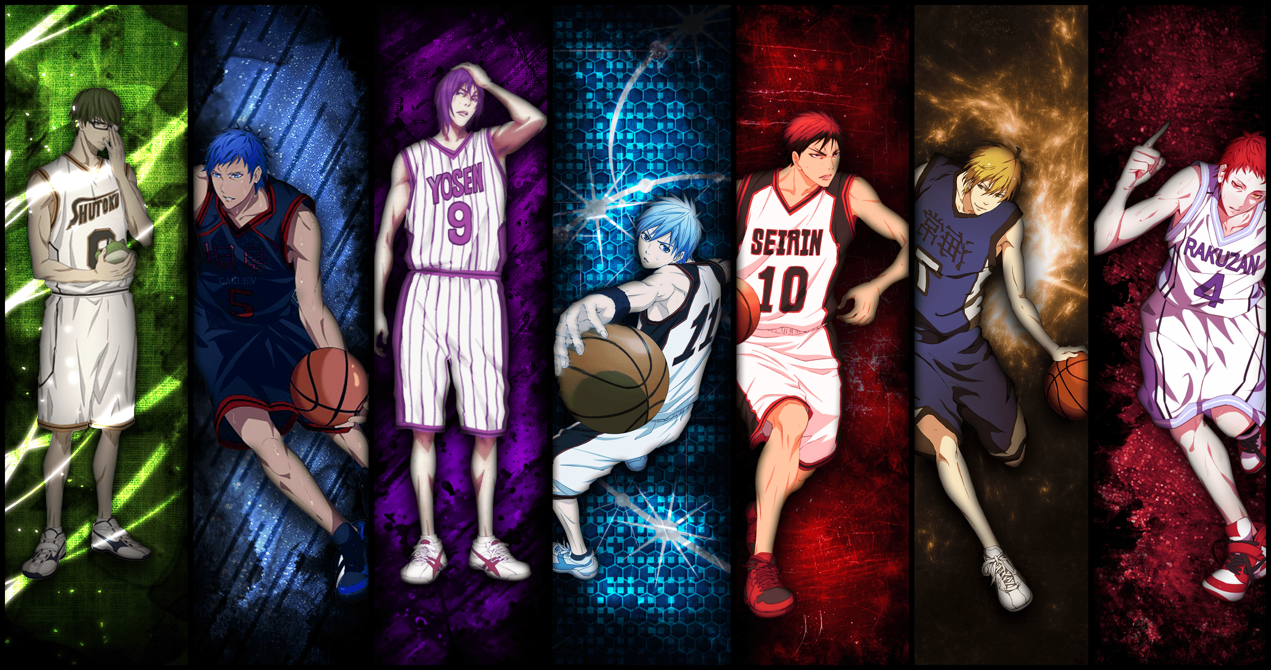 kuroko no basket wallpaper hd - Tag | Download HD Wallpaper - Page ...