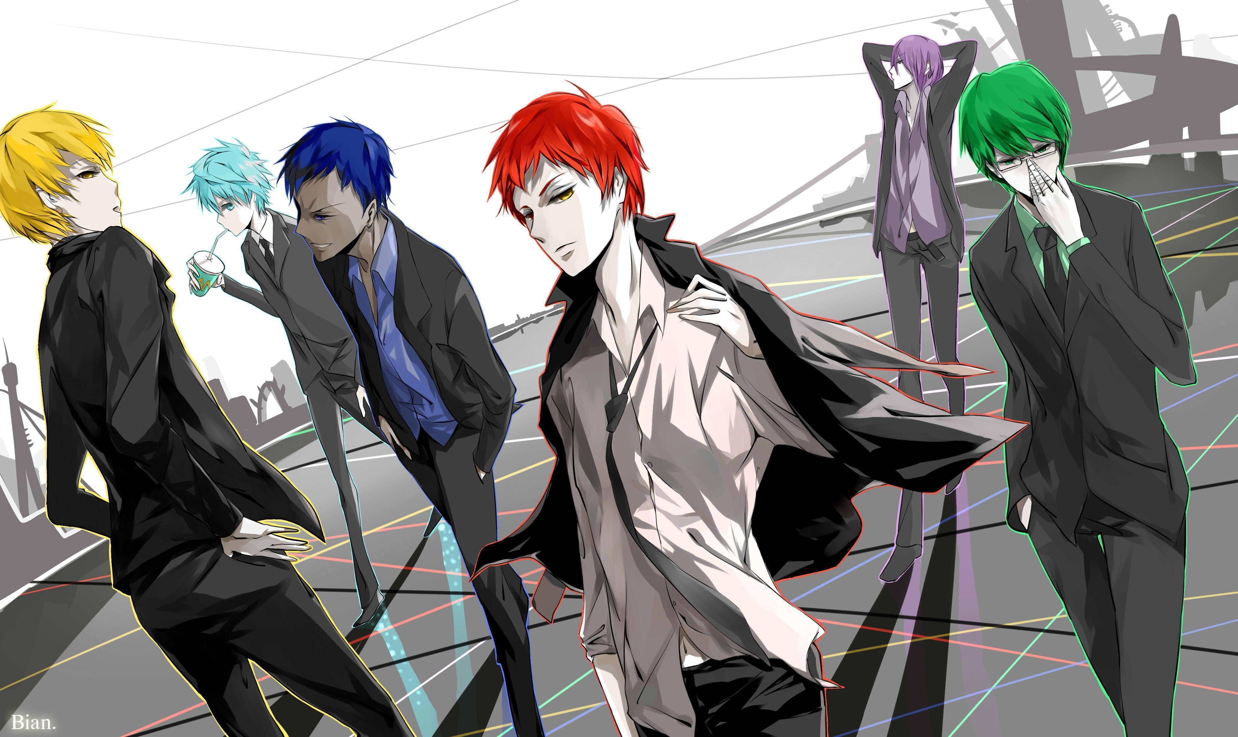 72 Kuroko's Basketball HD Wallpapers | Backgrounds - Wallpaper Abyss