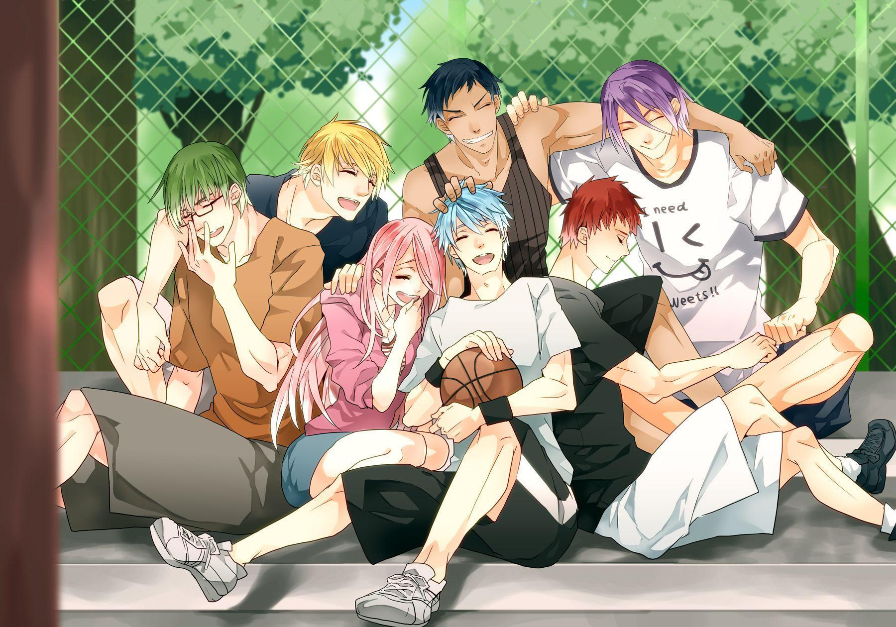 Kuroko no Basuke HD Wallpaper | Animation Wallpapers