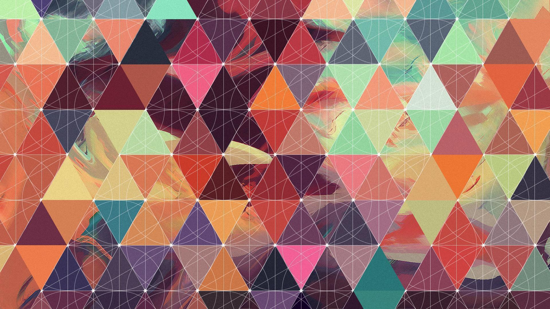 Amazing High Quality Geometric Pictures & Backgrounds Collection