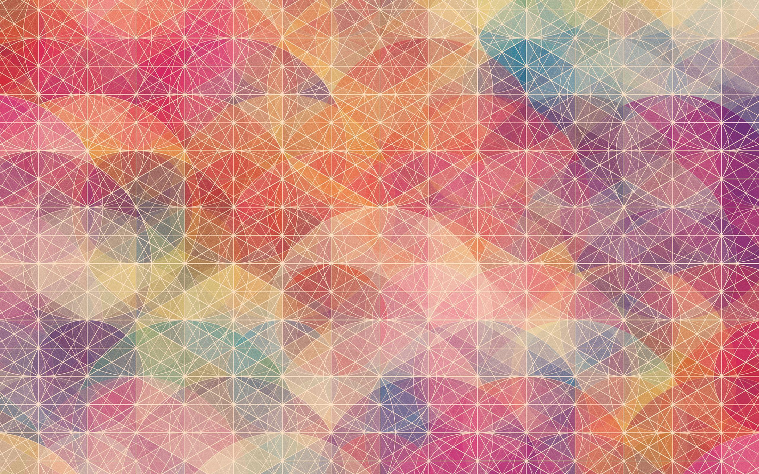 Free Colorful Geometric Wallpaper: Geometric Wallpapers