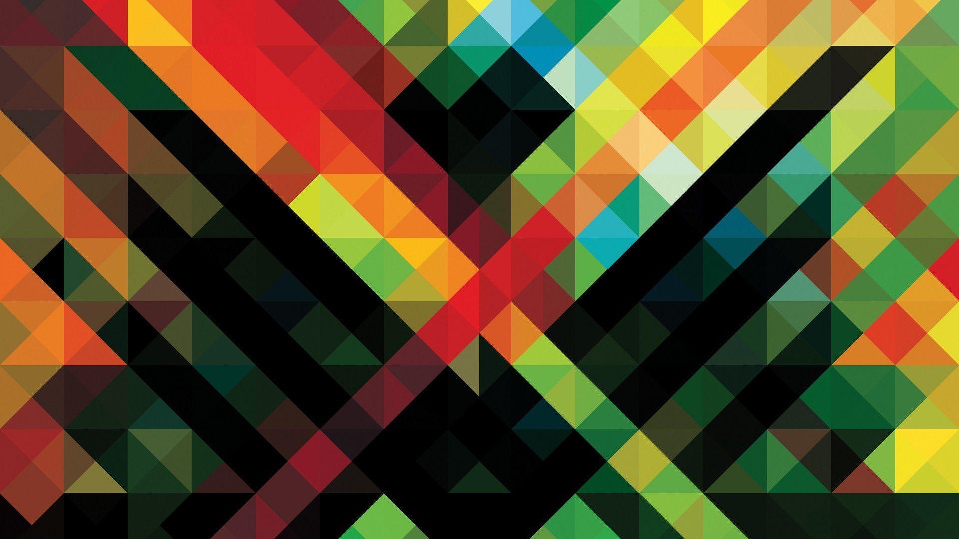 Abstract Geometric Wallpaper 184 1920x1080 - uMad.com