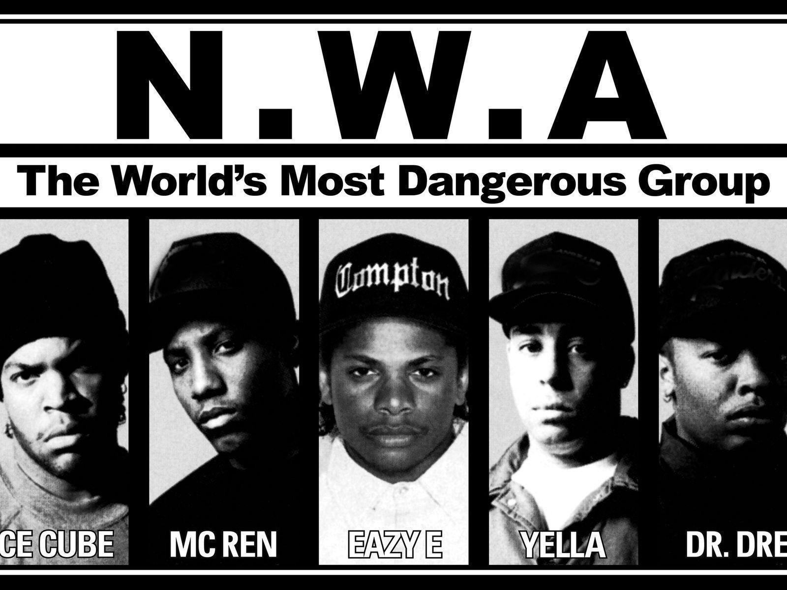 1600x1200 Eazy Enwa, Hip Hop, Eazy E, Ice Cube, Mc Ren, Yella, Dr ...