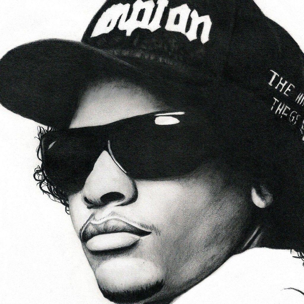 Download 1024x1024 Eazy E nwa gangsta rapper rap hip hop eazy-e sa ...