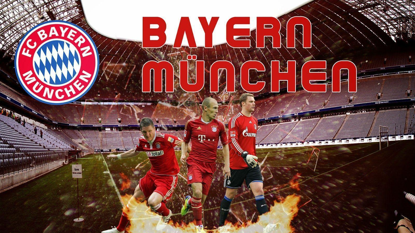 Bayern Munchen Football Club Wallpaper | Football Wallpaper HD