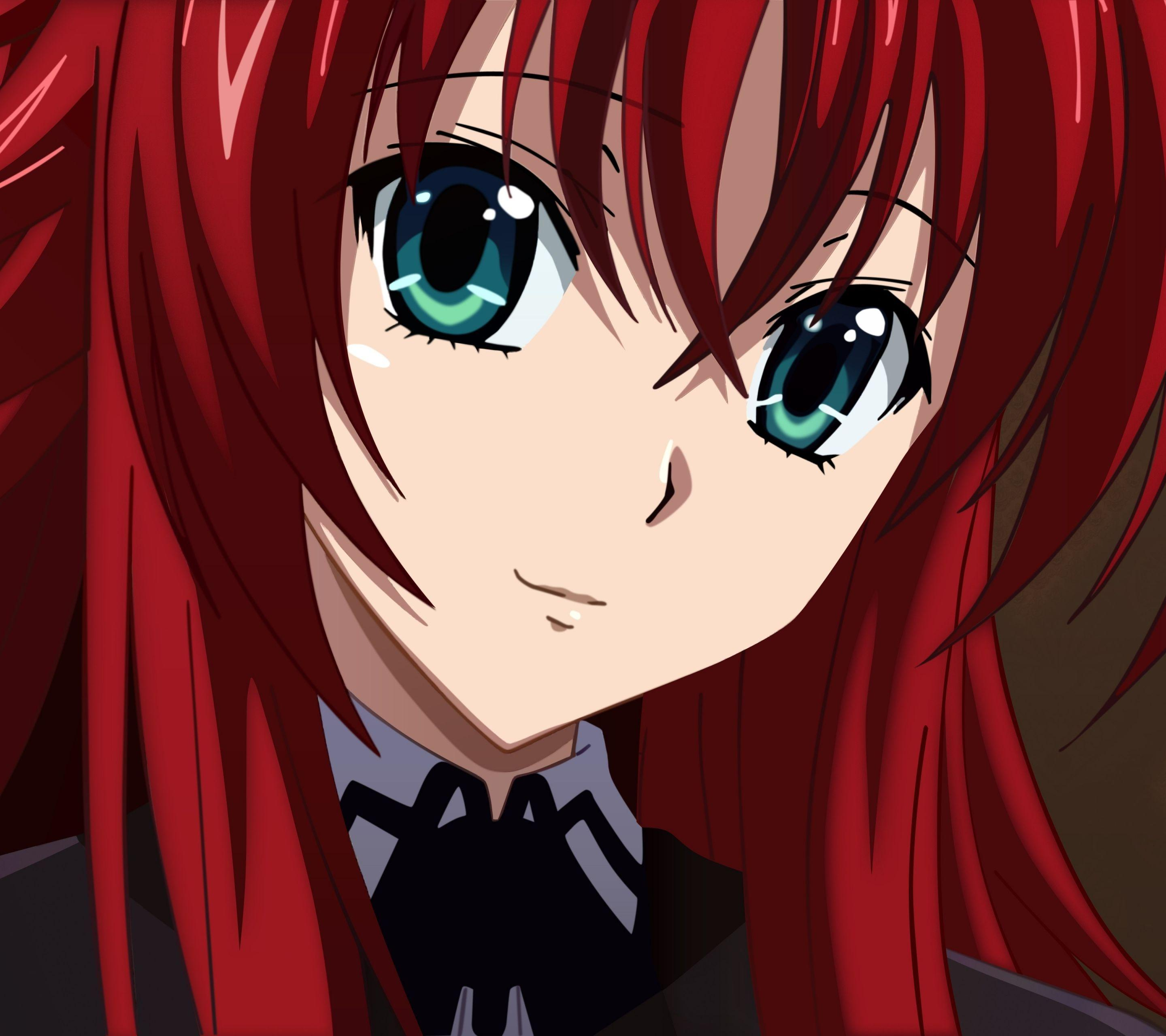 2880x2560 - Anime/High School DxD - Wallpaper ID: 609091