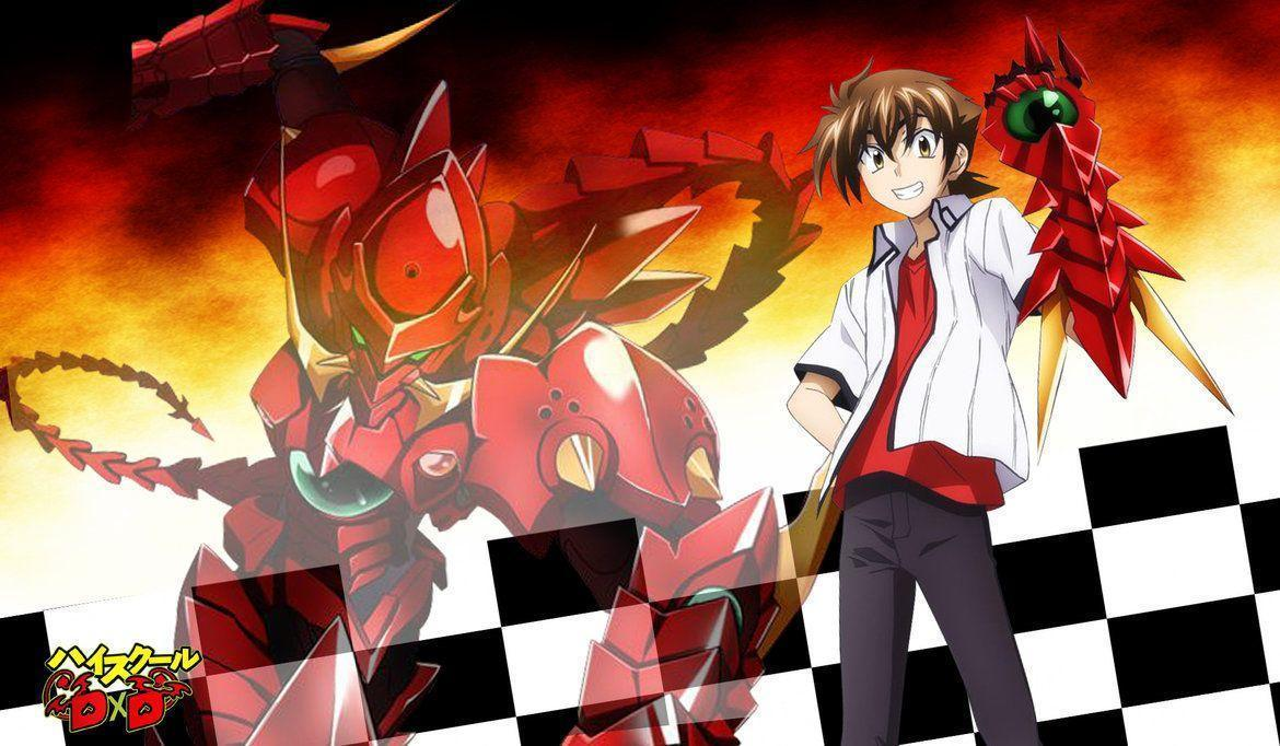 Issei Hyoudou Wallpapers Wallpaper Cave
