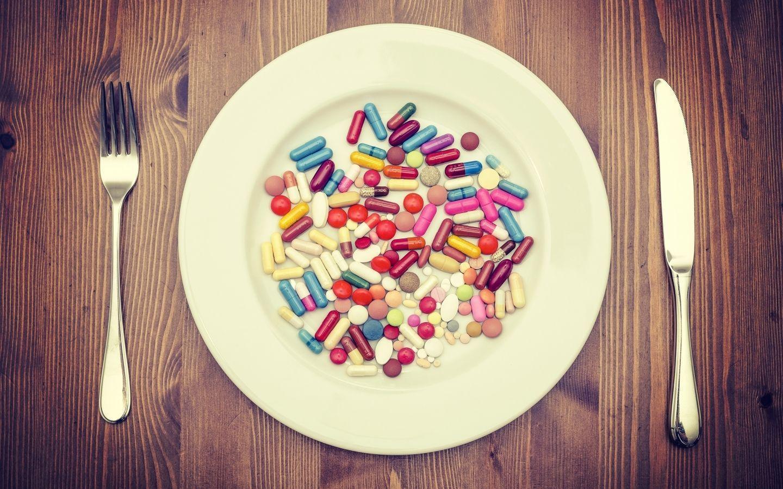 Eat Your Medicine Wallpaper | 1440x900 | ID:43224