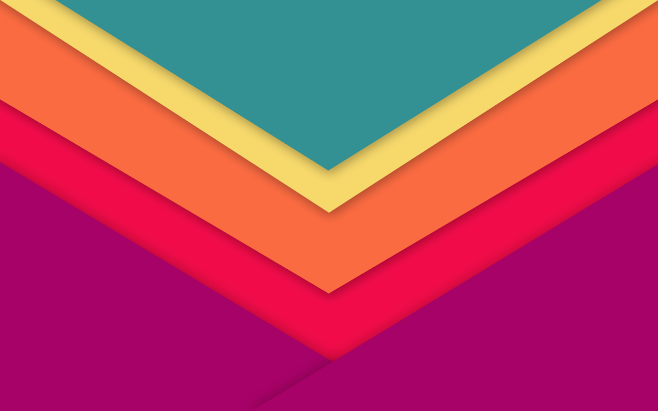140+ Material Design Inspired Wallpapers Available for Download ...