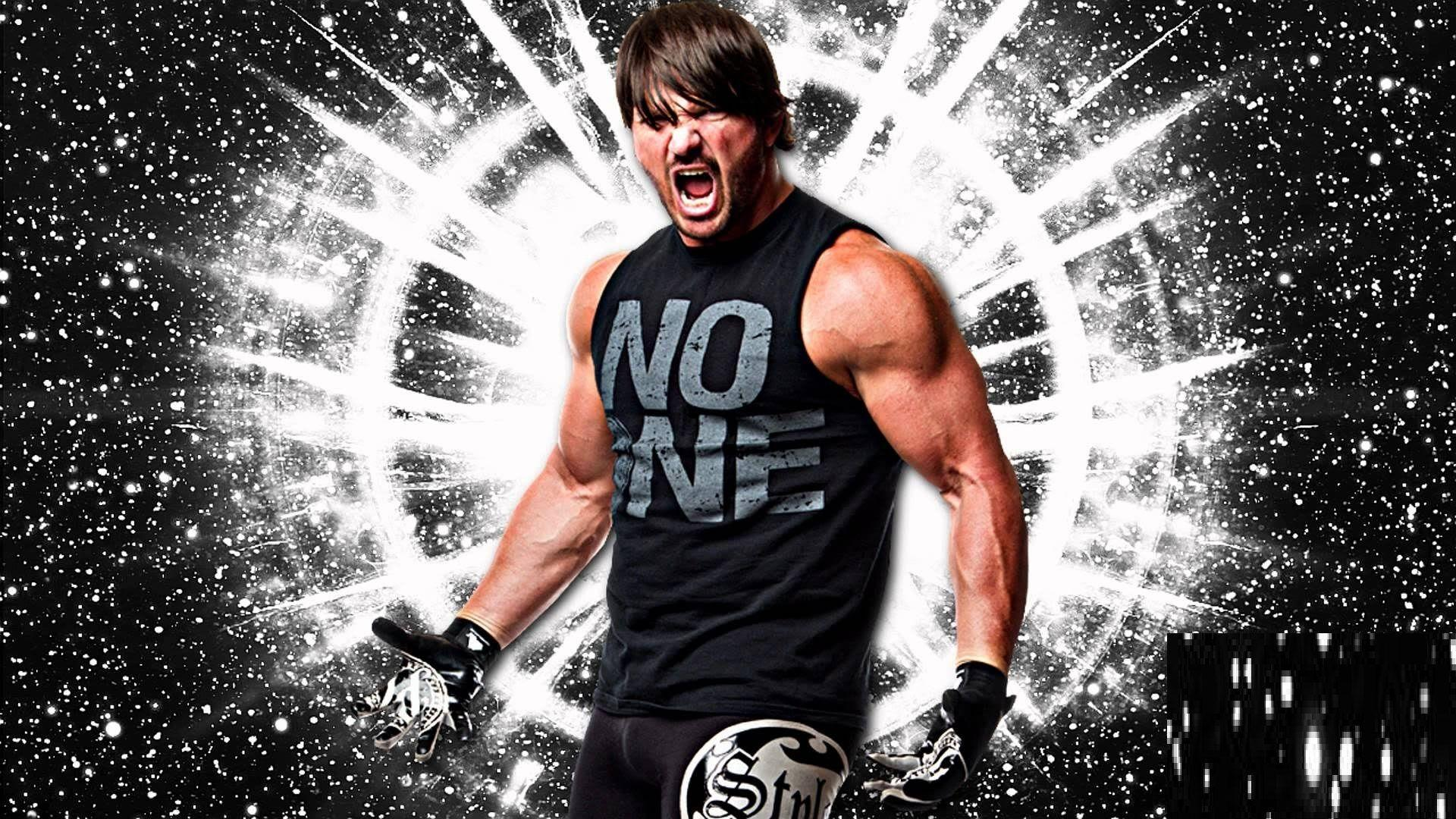 WWE Wrestler AJ Styles Wallpapers HD Pictures | One HD Wallpaper ...