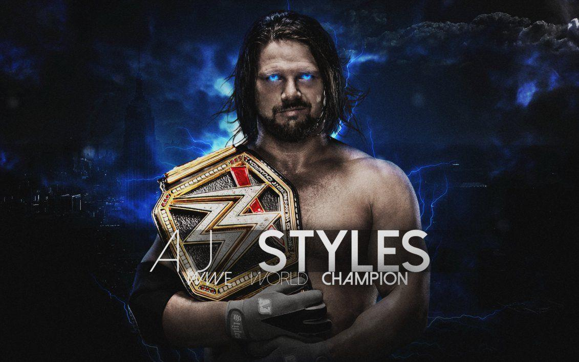 AJ Styles HD Pictures