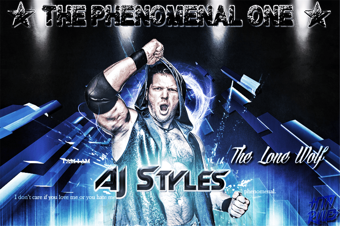 A J Styles Wallpapers Wallpaper Cave