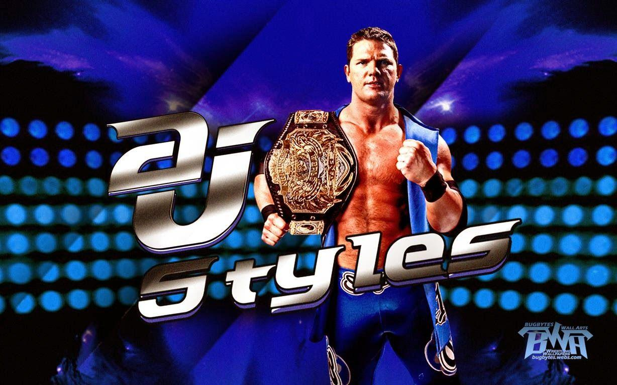 Aj Styles Wallpapers - HD Wallpapers Backgrounds of Your Choice