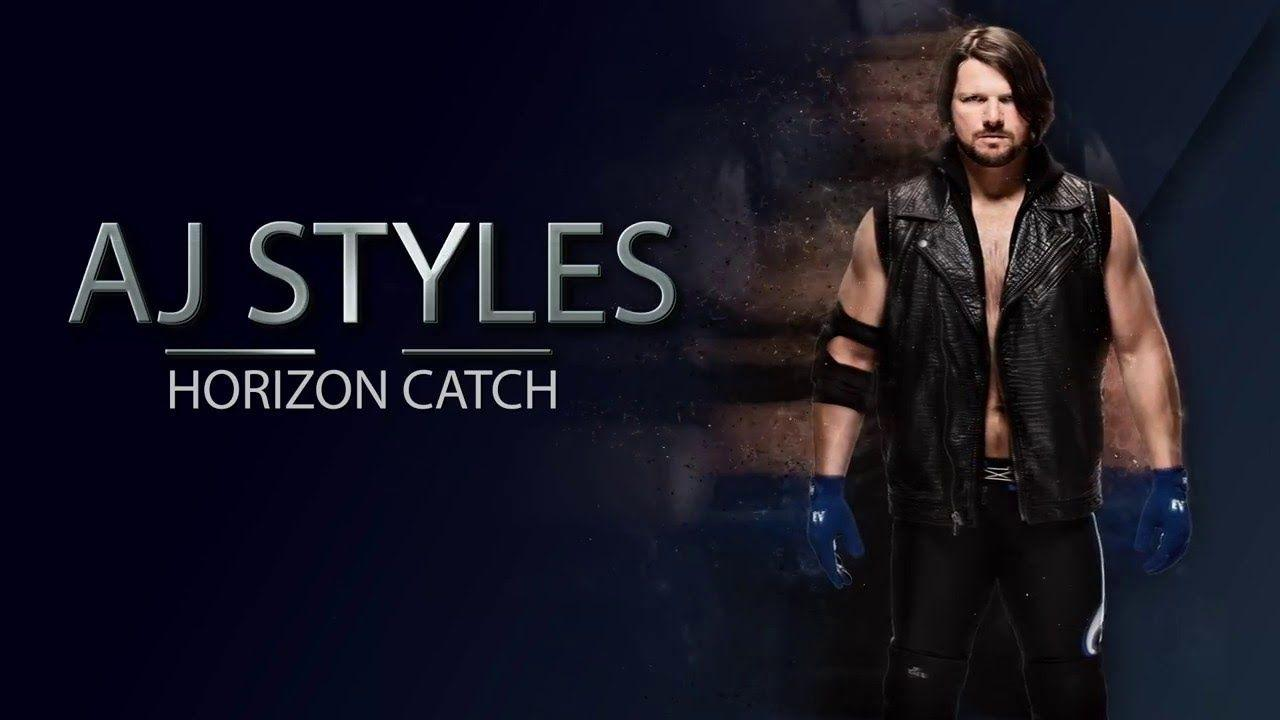Animated Wallpaper AJ Styles !! - YouTube