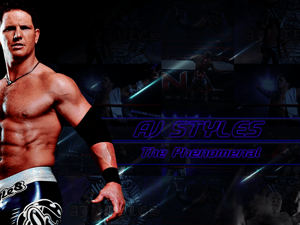 AJ Styles images AJ Styles The Phenomenal HD wallpaper and ...