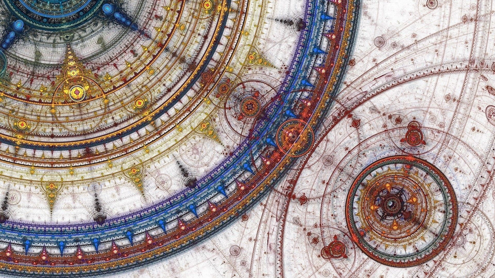 Geometric wallpaper | 1920x1080 | #44401
