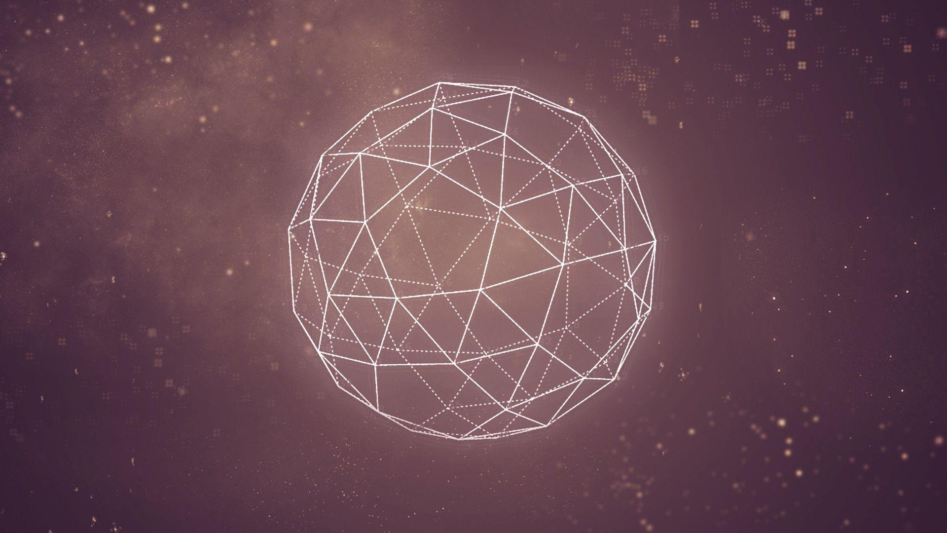 Geometric Wallpaper Photo Album - Home Design Ideas
