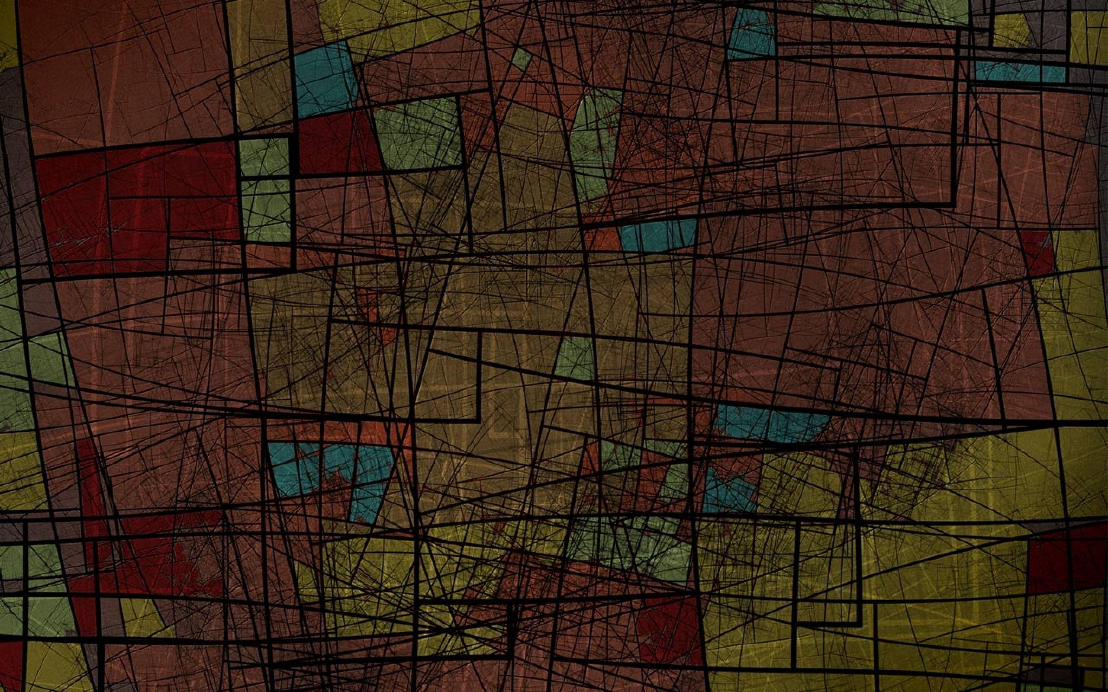 Ultra HD 4K Geometry Wallpapers HD, Desktop Backgrounds 3840x2400 ...