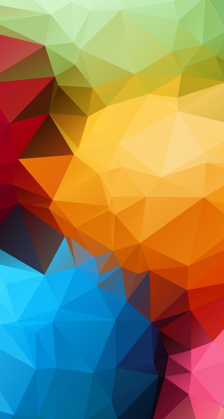 Geometric Phone Wallpaper - WallpaperSafari