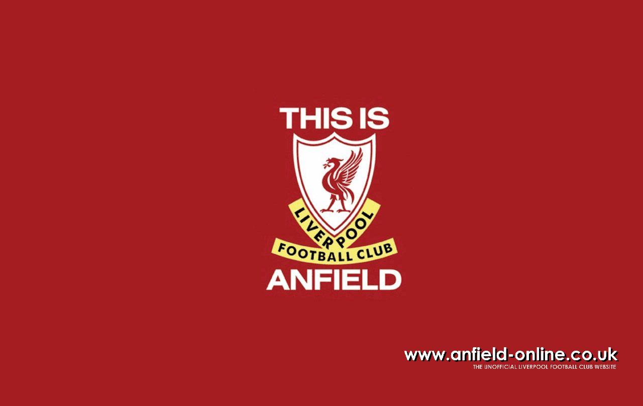 Liverpool FC Desktop Wallpapers