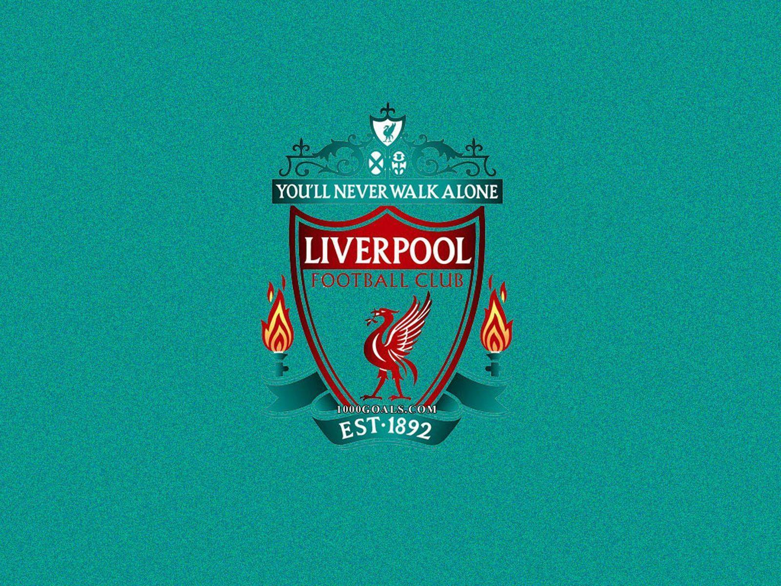 Liverpool FC iPhone Wallpapers