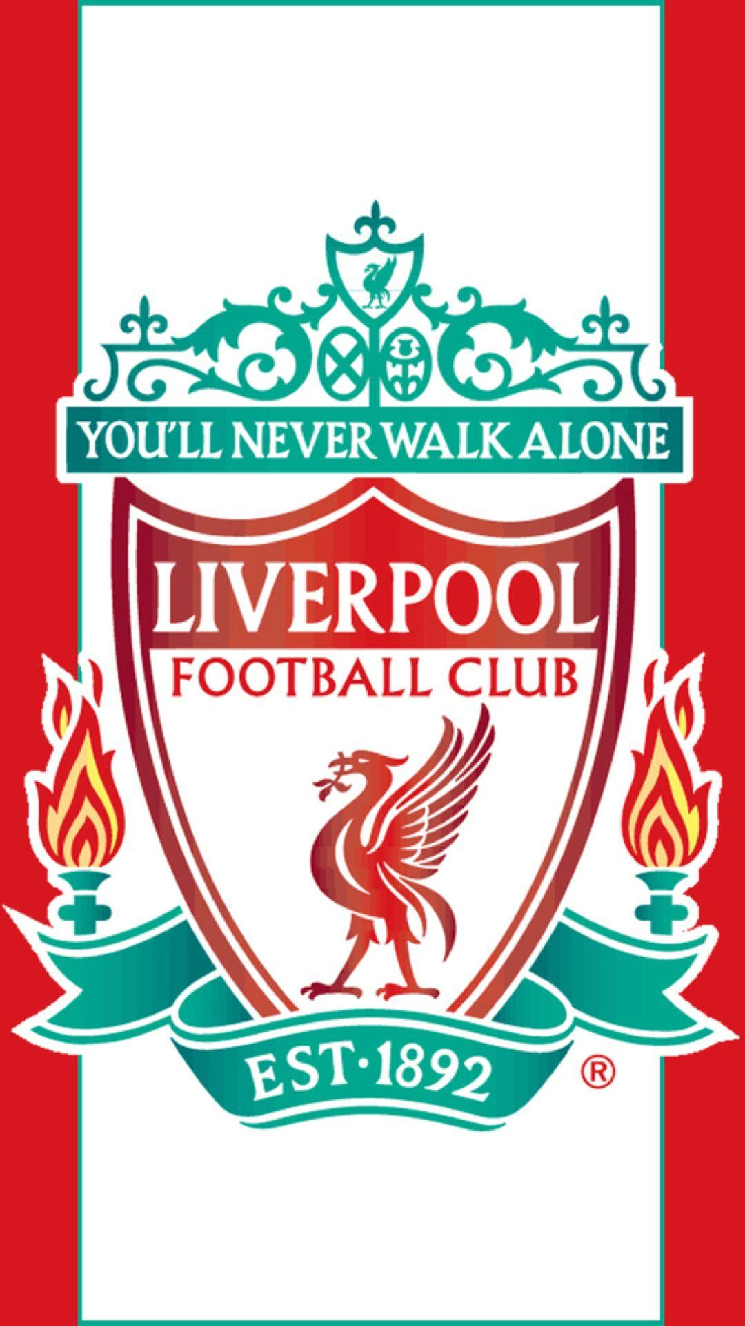 Liverpool FC Wallpapers for iPhone 6 Plus