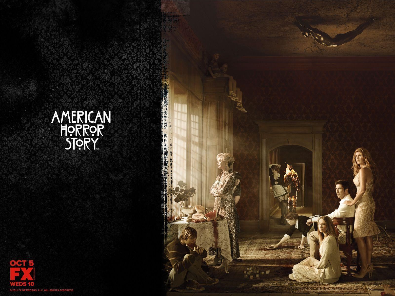 American Horror Story Wallpapers Wallpaper Cave