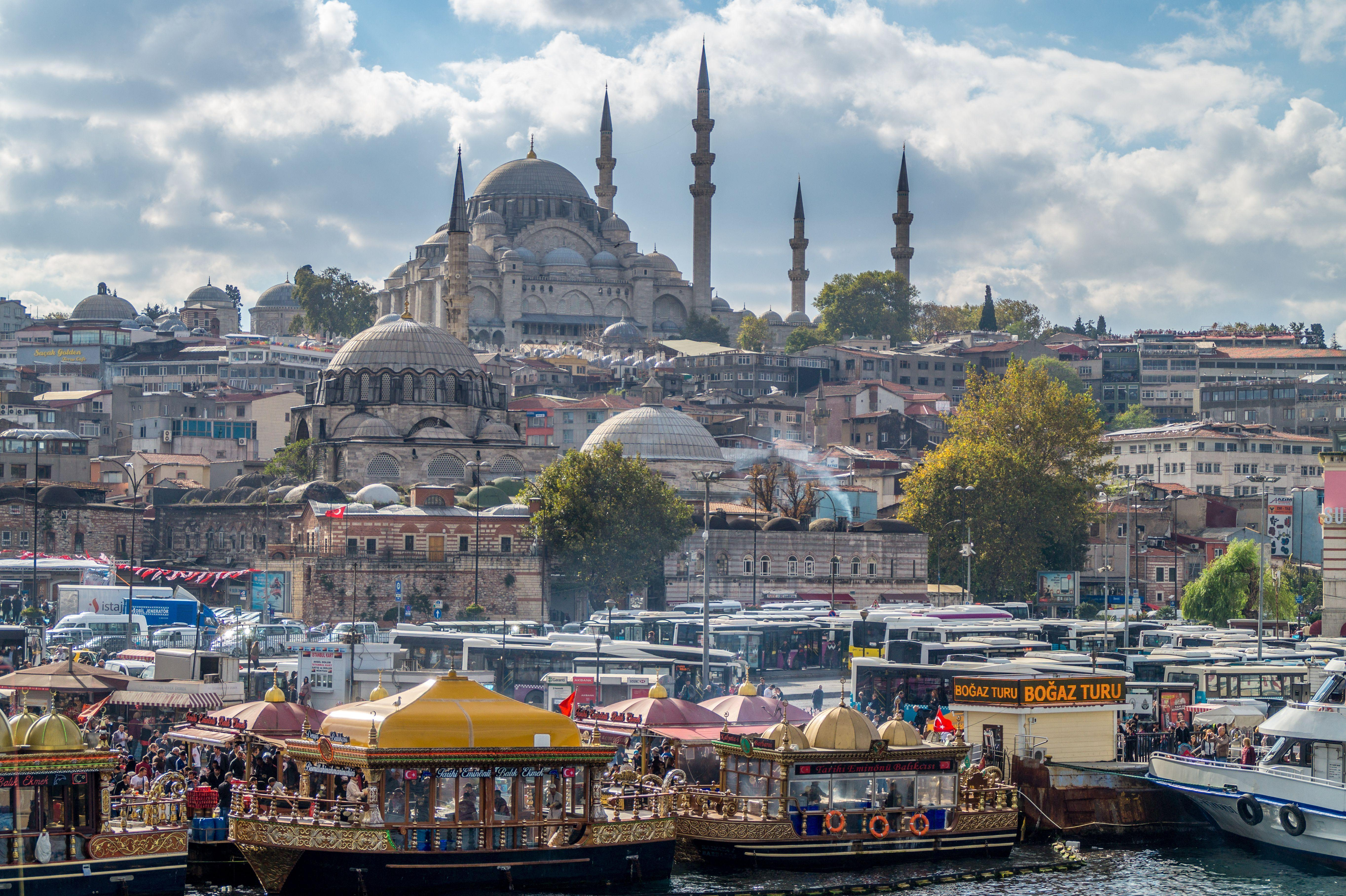 Istanbul Wallpapers - Wallpaper Cave