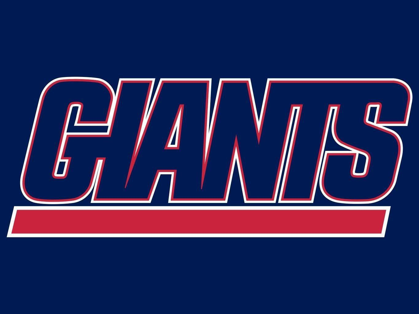 This is a picture of Unforgettable New York Giants Logos