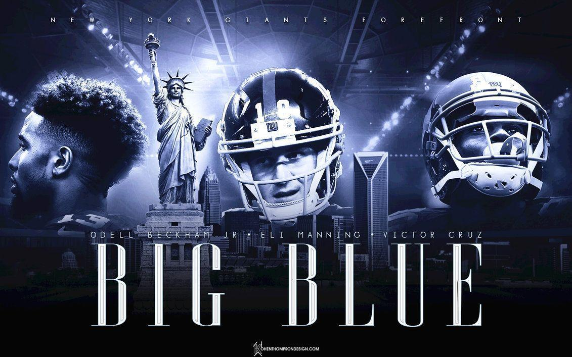 New York Giants wallpapers by kohentdesign