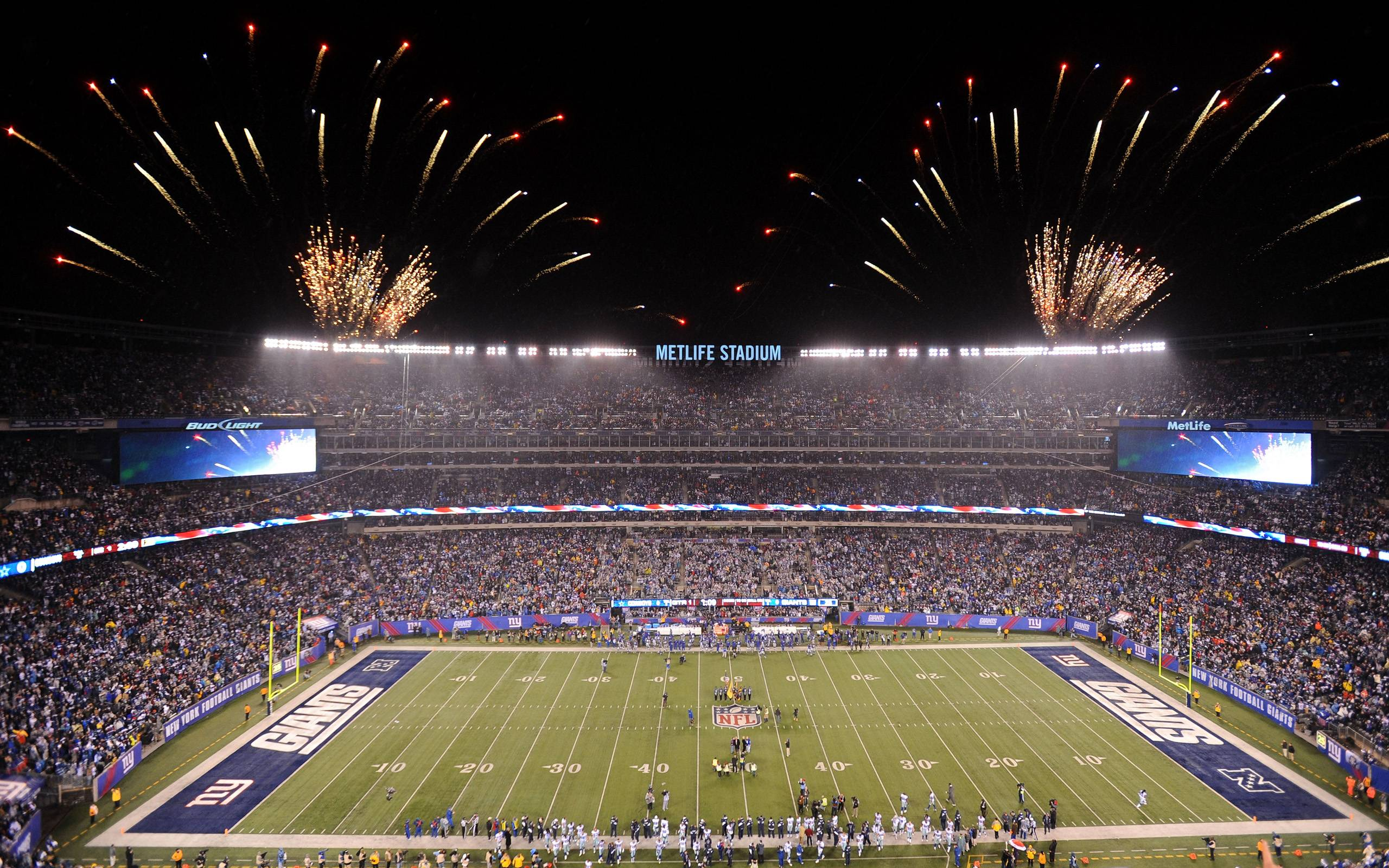 New York Giants Metlife Stadium wallpapers