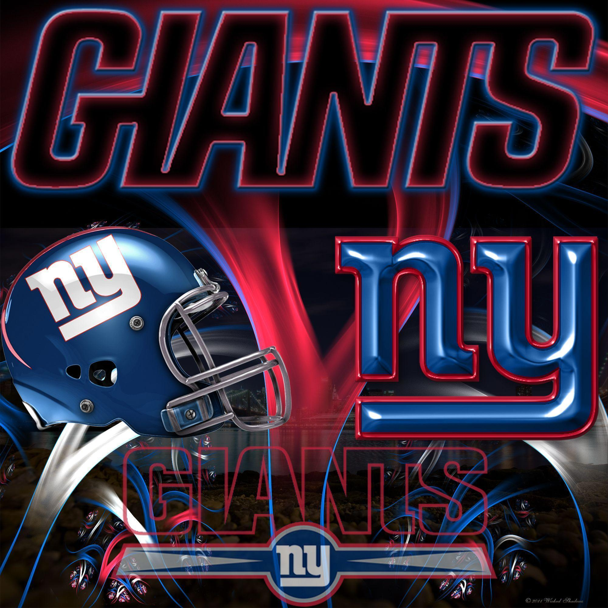 Wallpapers By Wicked Shadows: New York Giants Wicked Wallpapers