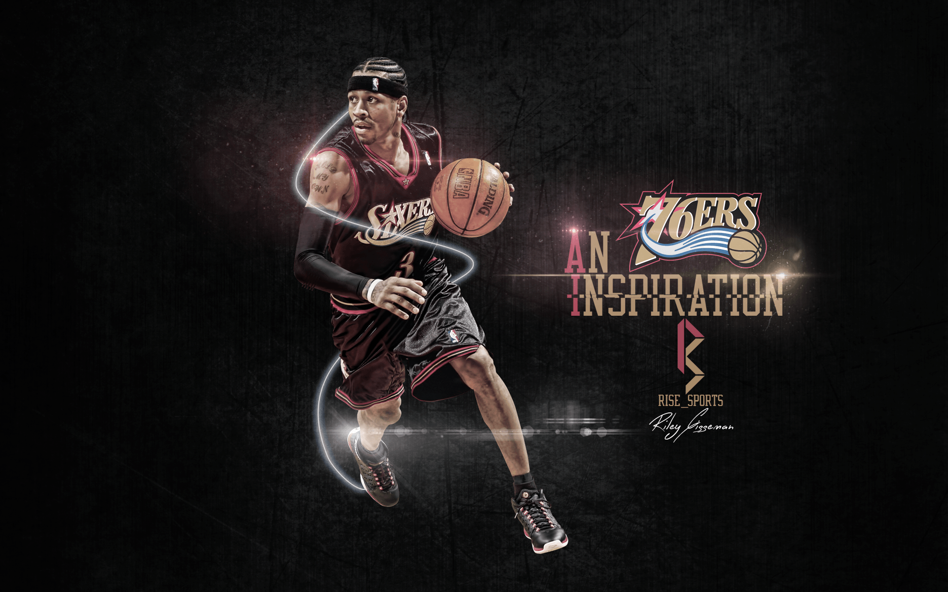 Allen Iverson Wallpapers Wallpaper Cave