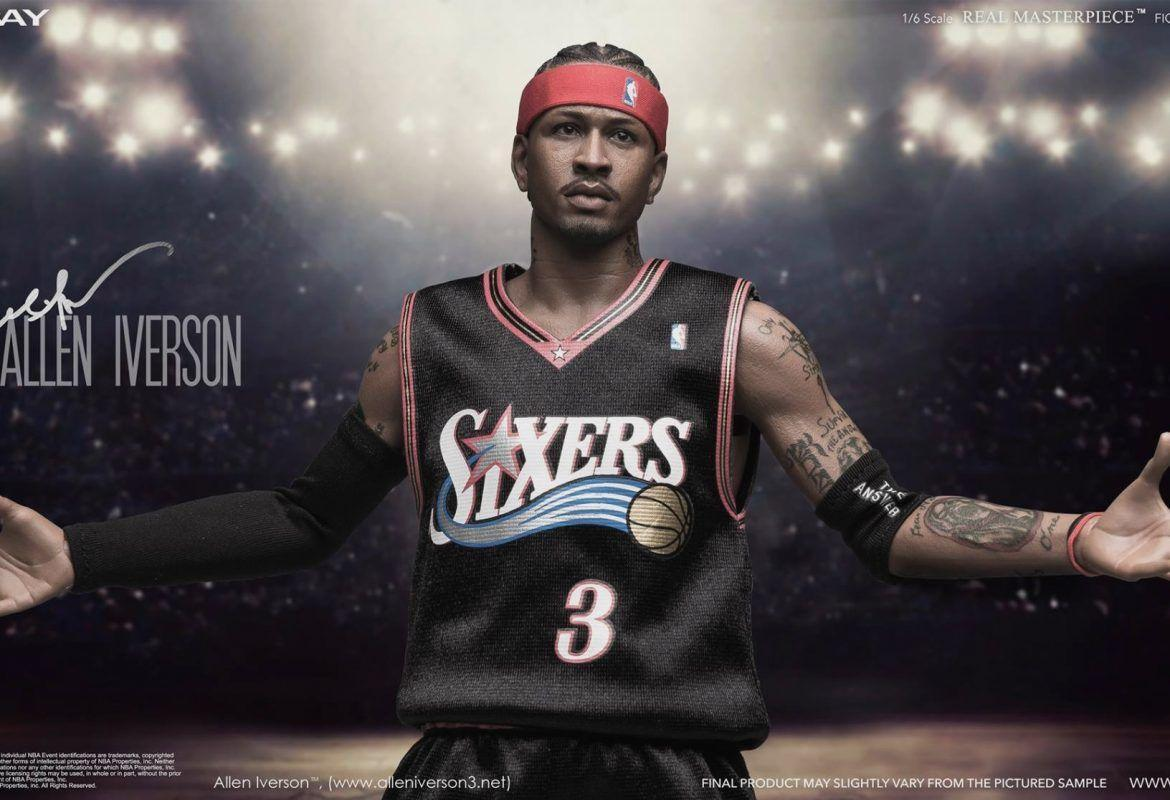Allen Iverson wallpapers high quality and definition