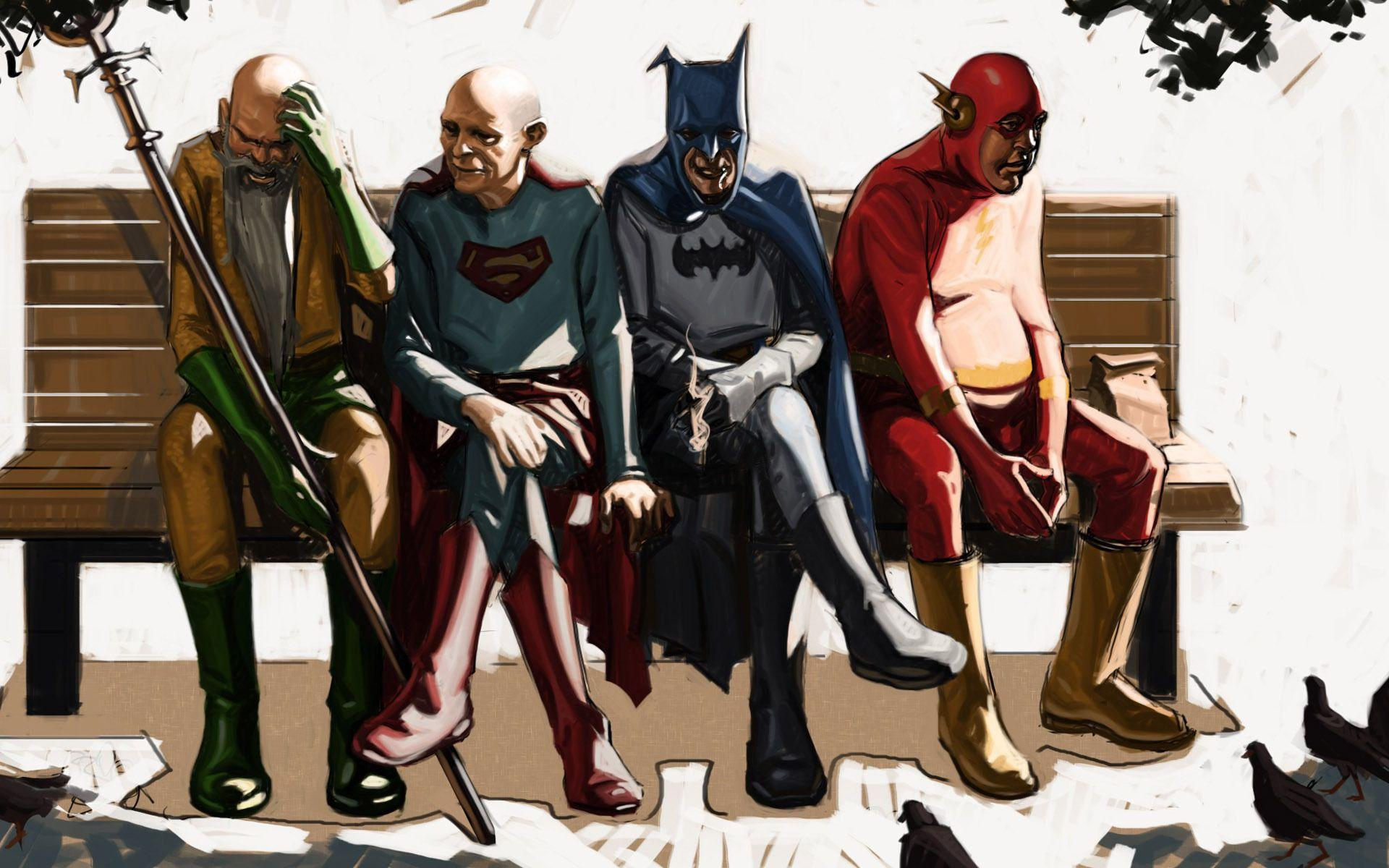 Minion Superheroes Wallpaper High Definition Cartoon