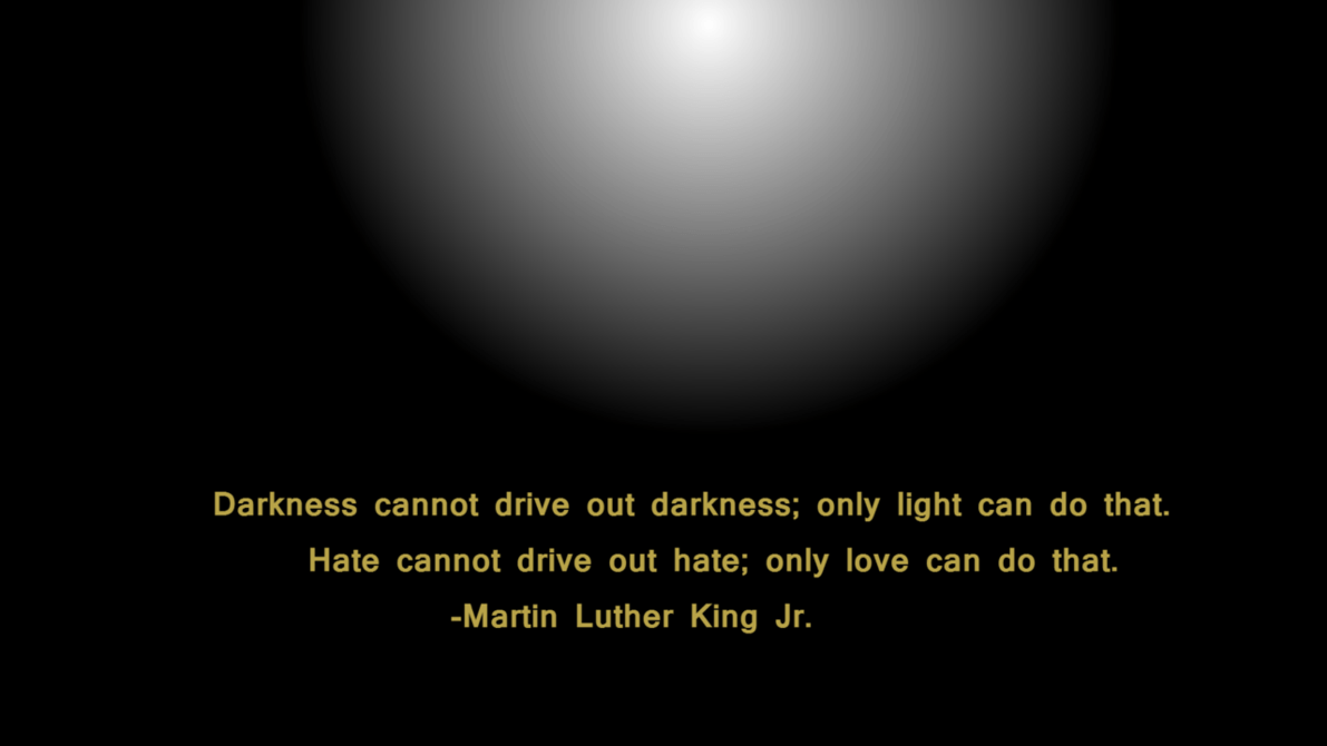 Basic Martin Luther King Jr. Wallpaper Quote : Desktop and mobile ...