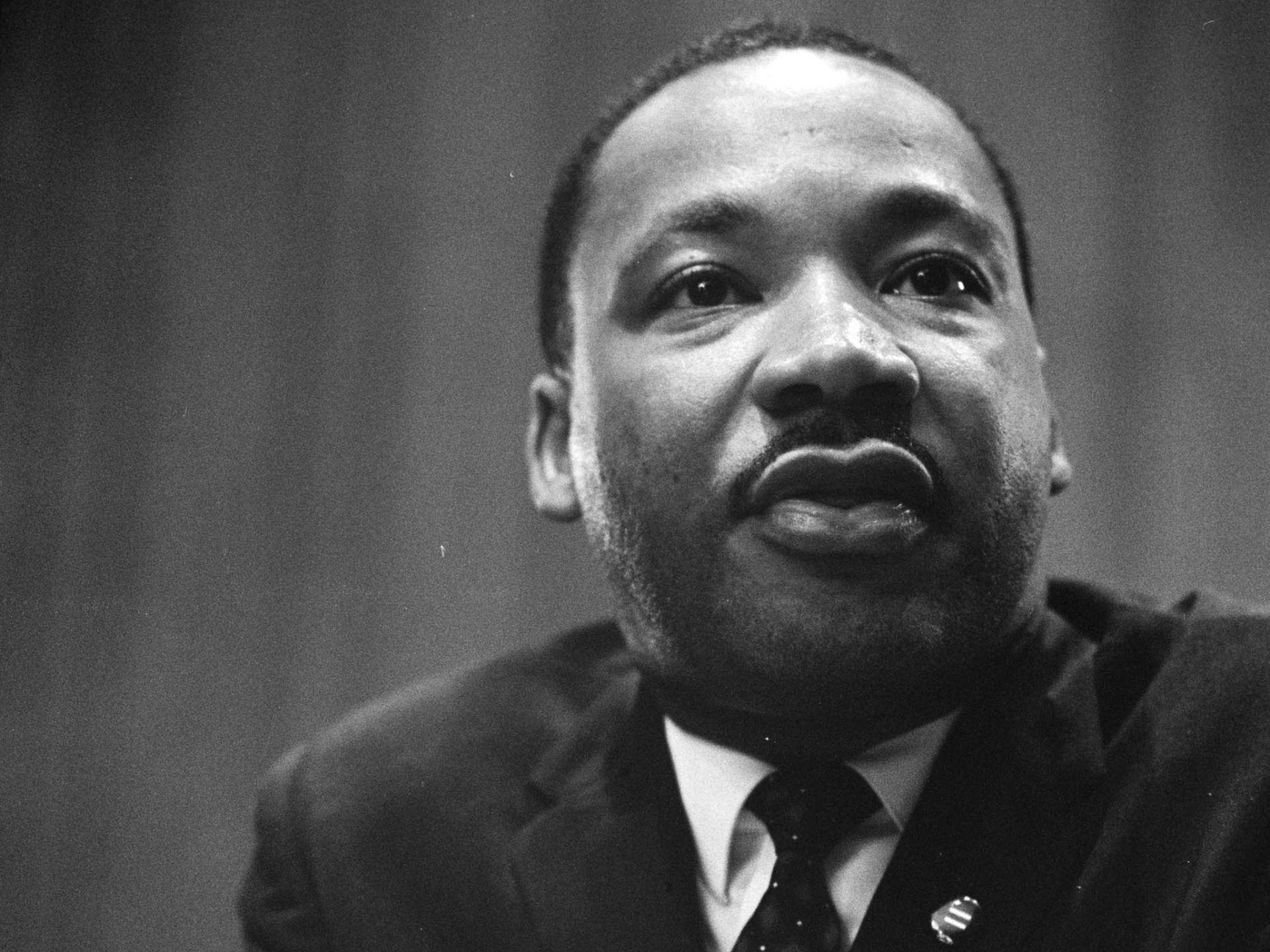 Martin Luther King Jr - Desktop Wallpaper