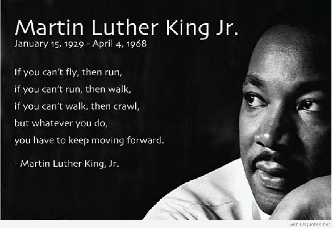 Martin Luther King Jr. – Quotes on images