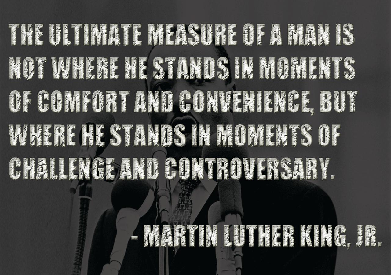 Martin Luther King, Jr. Day 2016 Desktop Computer Wallpaper ...