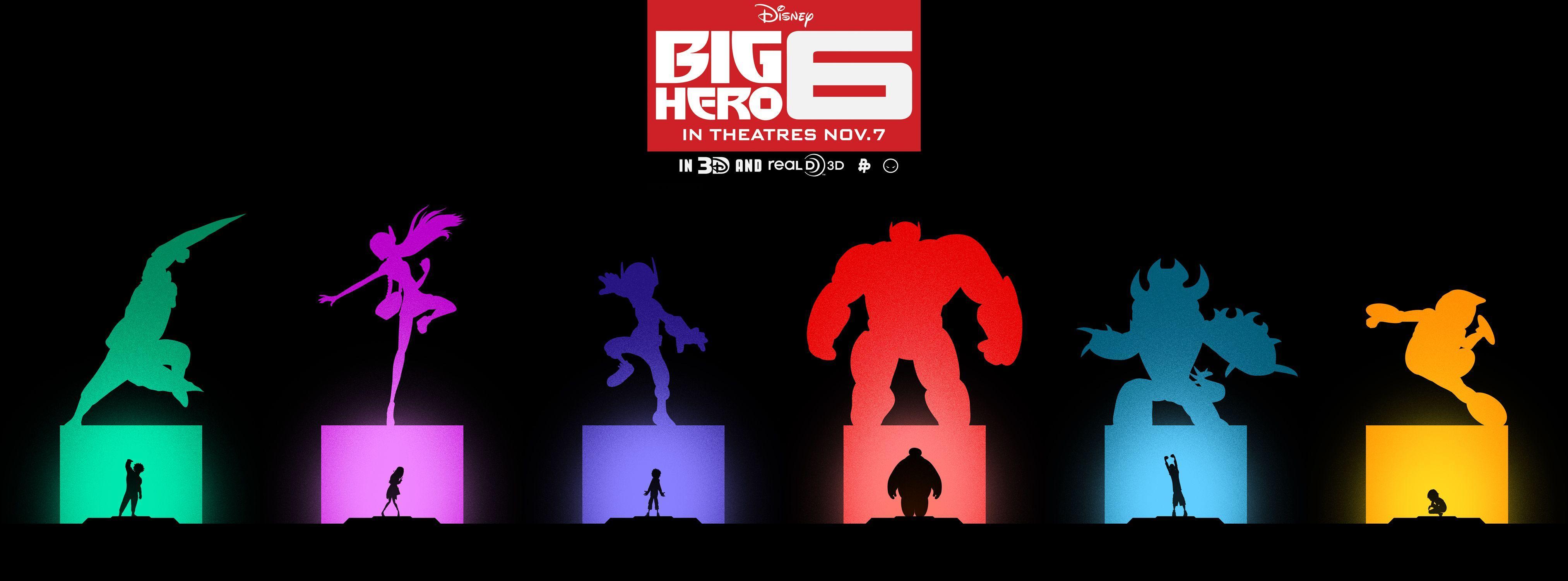Big Hero 6 Wallpapers Wallpaper Cave