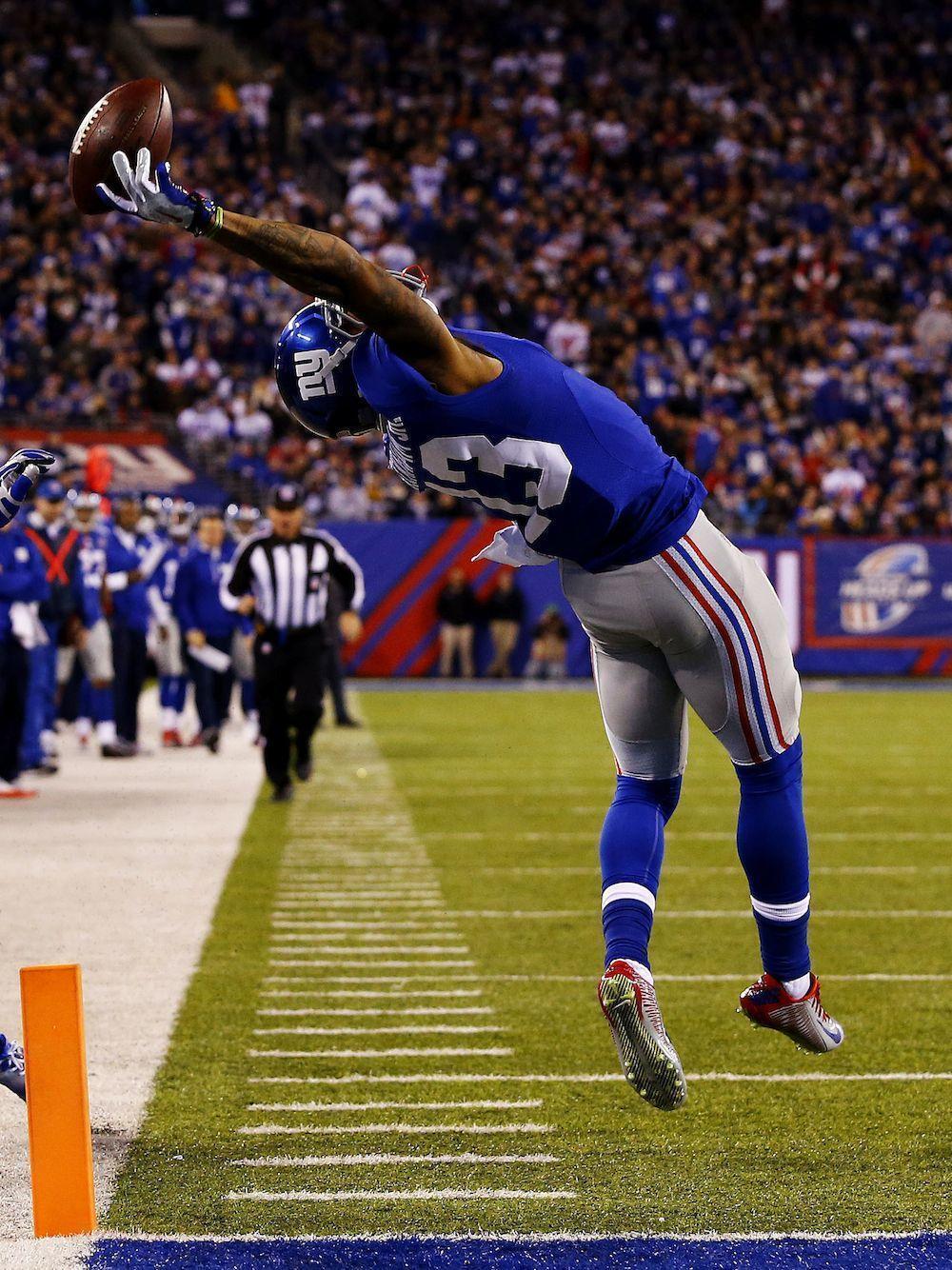 New York Giants Rumors: Odell Beckham Jr. Partying Till All Hours .