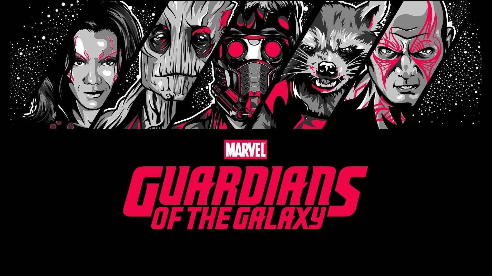 Guardians Of The Galaxy Wallpapers Wallpaper Cave