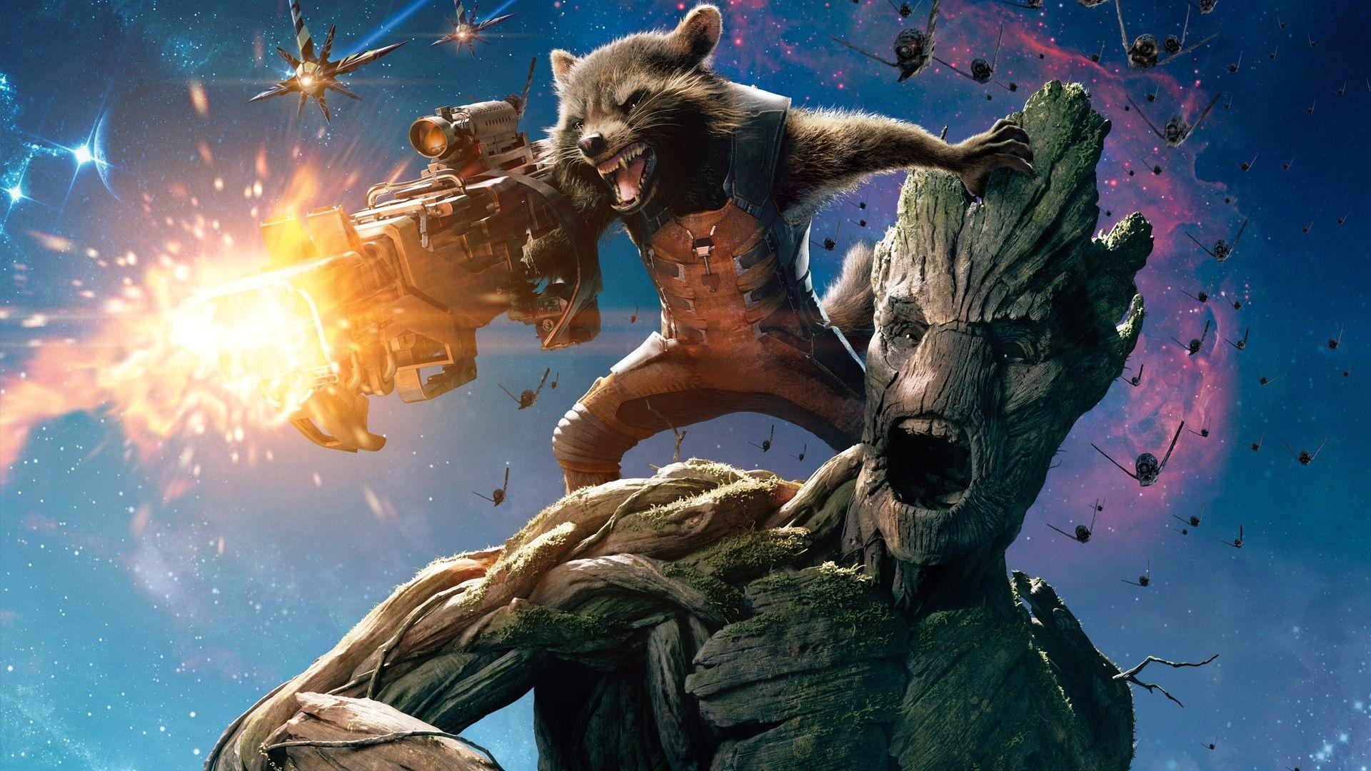155 Guardians Of The Galaxy HD Wallpapers