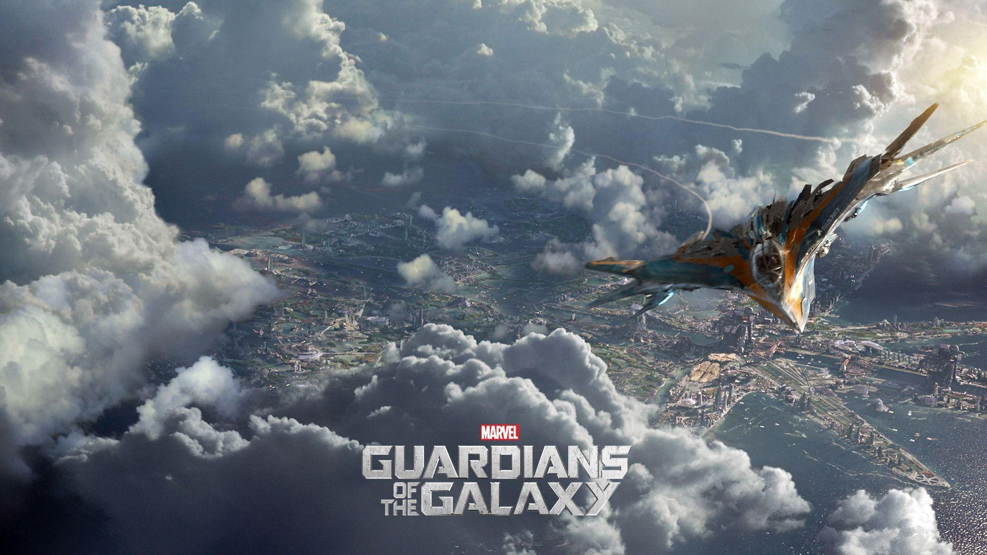 Guardians Of The Galaxy HD Desktop Wallpapers