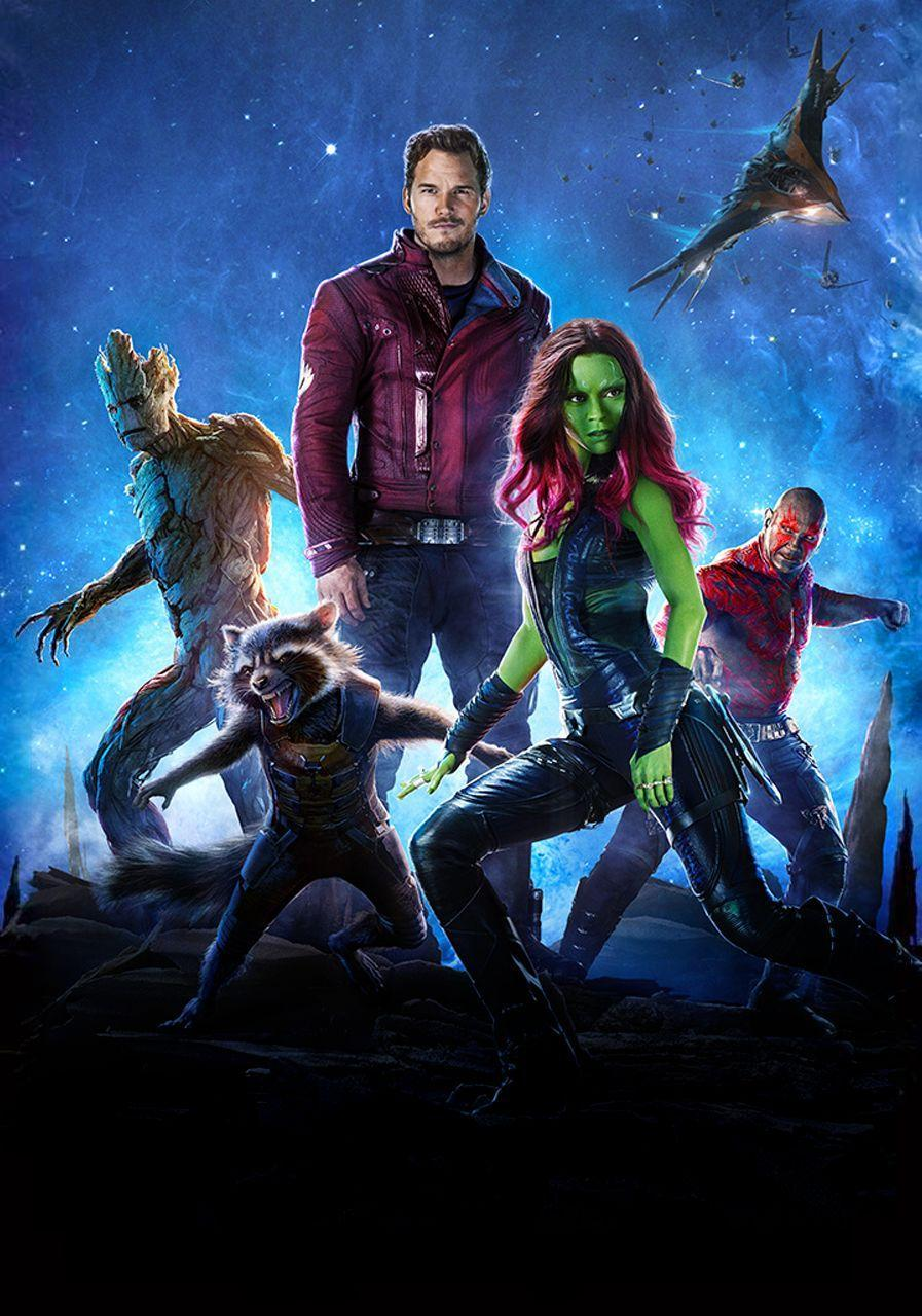 Guardians Of The Galaxy Poster Star Wars