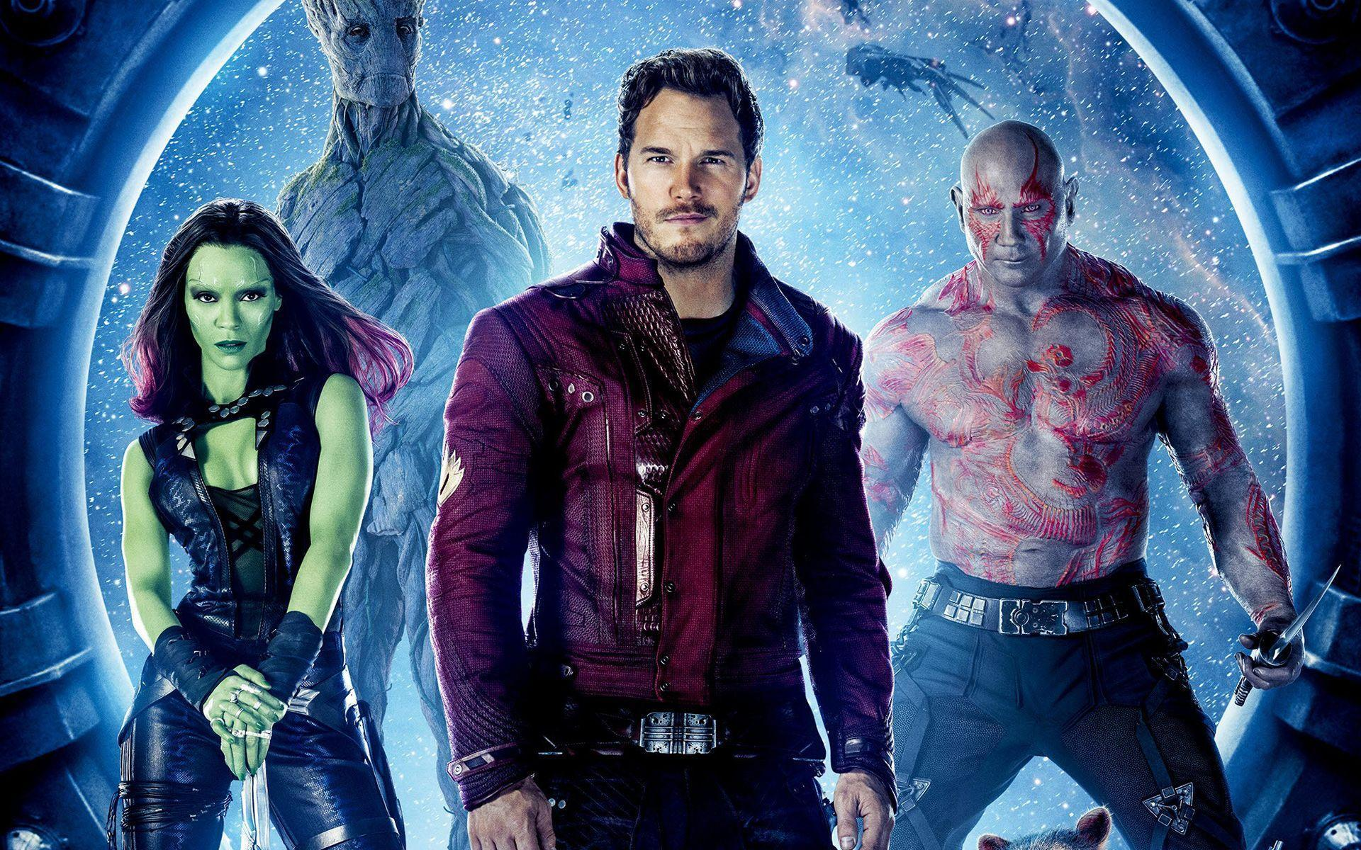 Marvel Guardians of the Galaxy 1920x1200