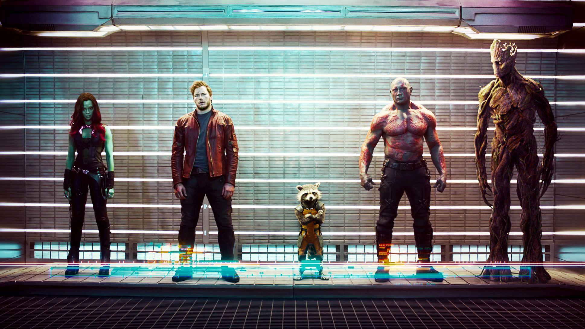 Guardians of the Galaxy HD Wallpapers