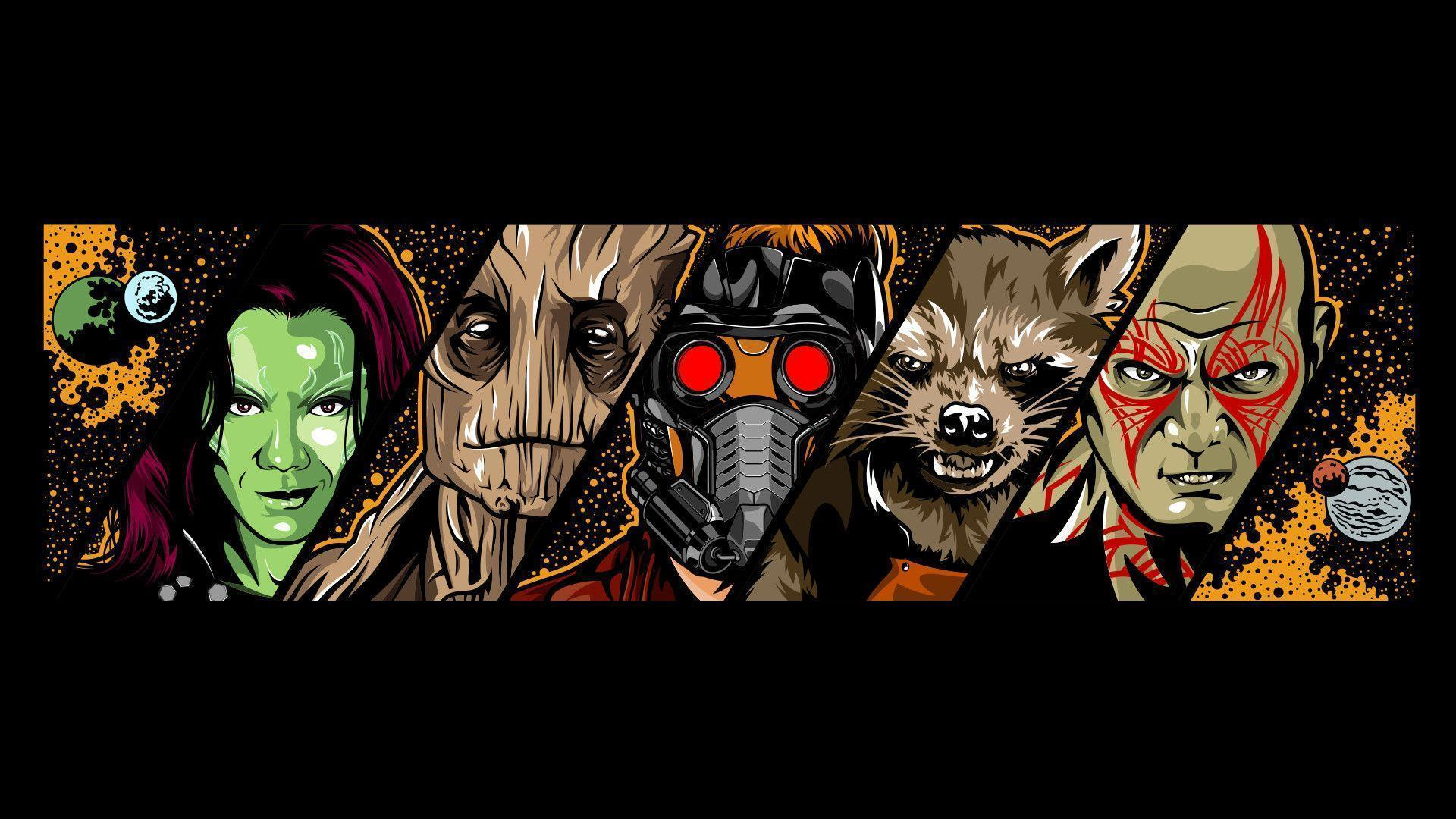 Guardians of the Galaxy [1920x1080] : wallpapers